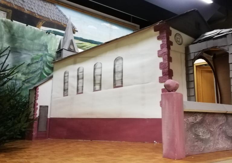 Theater - 2019 Der Untergang des Königenhofs